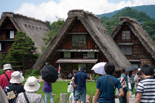 Shirakawa-go Historic Village by DMC-G1 (5)
