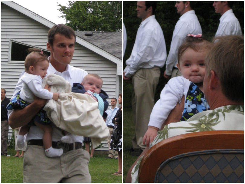 The Babies at the Wedding