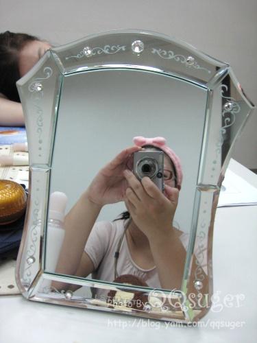 你拍攝的 JILL STUART鏡子。