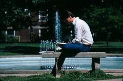 S6294 (Brackett Library, Harding University) Tags: lilypond campuslife