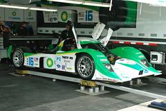 #16 Dyson Mazda, Mosport