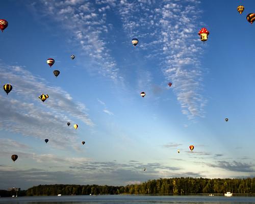 Balloons Festival Gatineau Québec