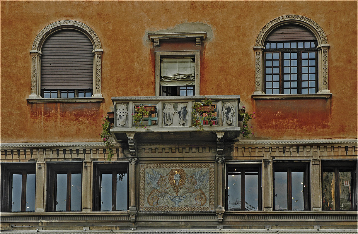 Italy Padova architecture Италия Падуя архитектура