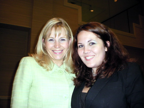 Liz Cheney and I.