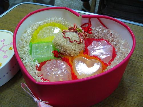 二代絲蜜皂搶先獨家曝光-果凍絲蜜