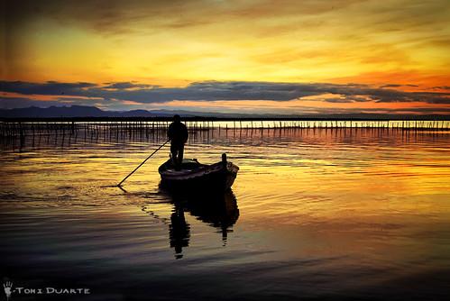 The ferryman.