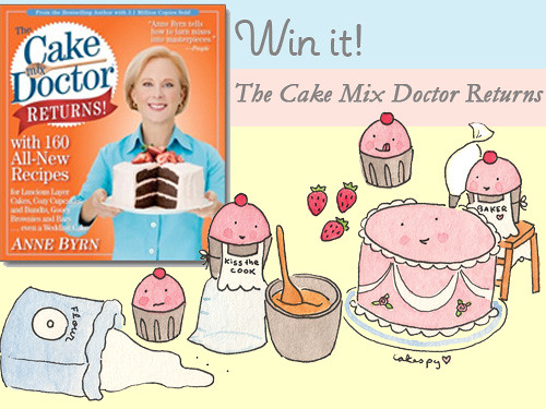 Win it: The Cake Mix Doctor Returns