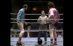 Andre the Giant 6'9 Big Cat Ernie Ladd (andrethegiantrousimoff) Tags: giant nfl andre bigcat andrethegiant nwa wwe wwf awa wcw wwwf ernieladd andrethegiantheight