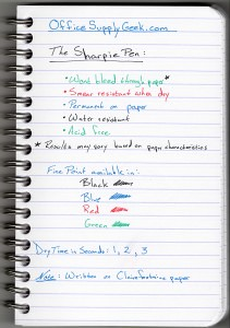 3974399305 0375c32c38 Sharpie Pens : The Comprehensive Review