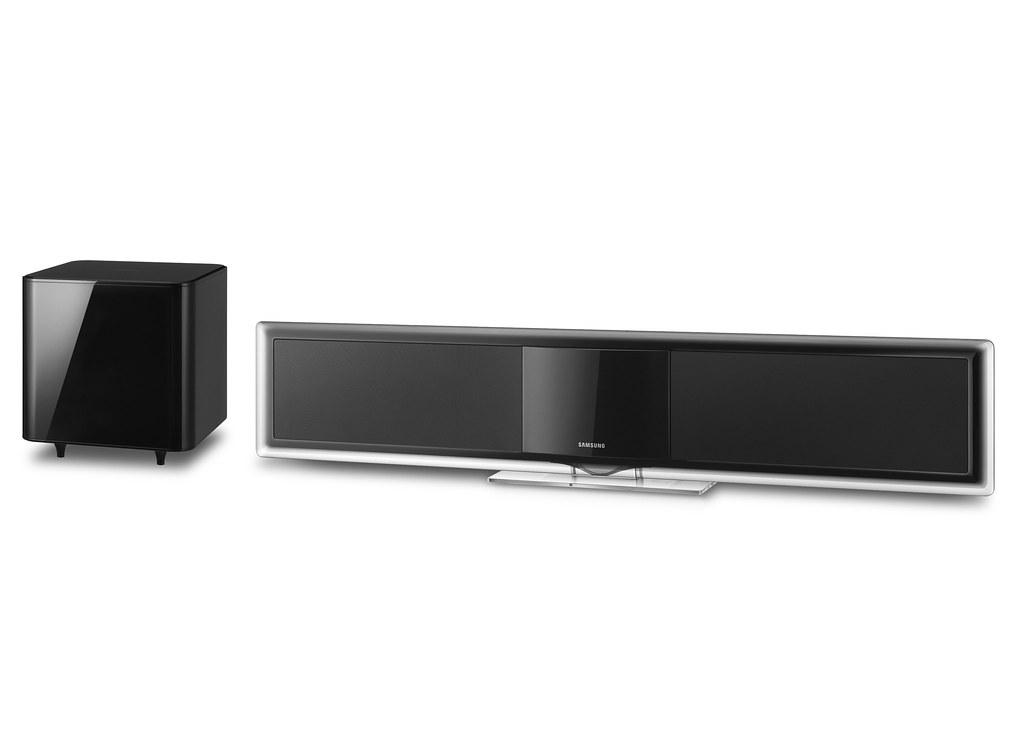 Samsung Blu-ray Soundbar BD8200