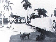 Japanese Sentry in Hagåtña