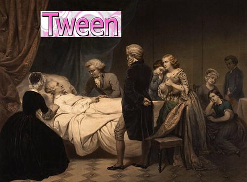 death-bedtween