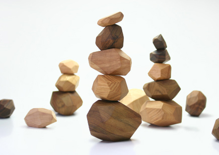 Games With Wooden Blocks