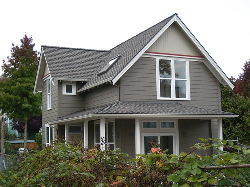 Ashley Gray Exterior Paint