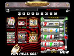 Slotland Mobile Casino Lobby