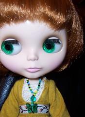 Blythe Necklace! (279/365)