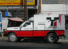 Trascuvat Armored Truck (So Cal Metro) Tags: money ford bcn transport bajacalifornia baja tijuana currency f350 armoredcar armoredtruck fseries armoredtransport trascuvat