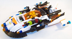 LEGO Mars Mission Hybrid Star Fighter (Slayerdread) Tags: ship lego moc starfighter marsmission