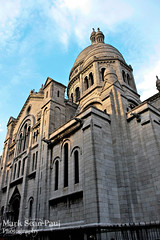 Basilique du Sacr-Cur (mpdreamz48) Tags: paris france church french butte european catholic heart roman basilica jesus montmartre du revolution sacred contiki basilique topdeck sacrcur wonderer