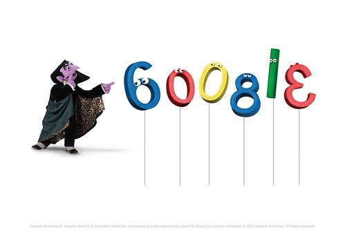 SESAME STREET*Google by COG LOG LAB..