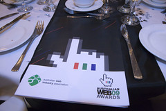 Australian Web Awards 2009