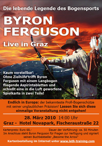 Byron Furguson - Live in Graz