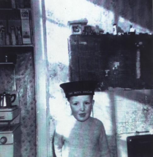 Joe, Greenock, 1966.
