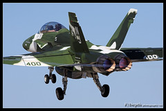 Green Hornet (F/Depth Photography) Tags: california usa green navy nj camo 400 hornet rough douglas nas raiders mcdonnell lemoore afterburner fa18b vfa125 162402 0230b047 wwwjetwashimagescom