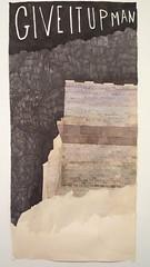 """""""Give it Up, Man"""" 2001-2009 Chobbs (charleswesleyhobbs) Tags: art watercolor charles hobbs"""