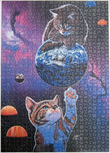 Space World by Leonisha