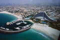 IMG_2296 (Darleny Lopez) Tags: world blue sea beach colors marina hotel al dubai uae khalifa arab burjalarab unitedarabemirates topoftheworld burj