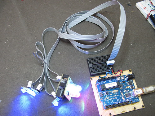 I2CScanner: Arduino as I2C bus scanner – todbot blog