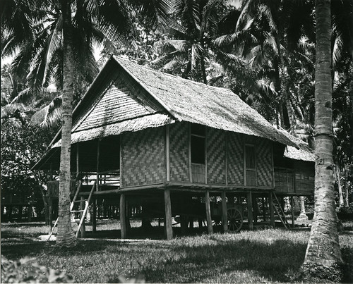 House in Watoeamoe village