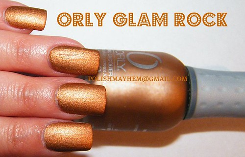 Orly Glam Rock