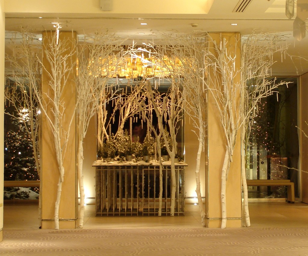 The Grove Hotel, Christmas 2009