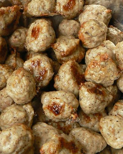 Lihapullat - Meatballs