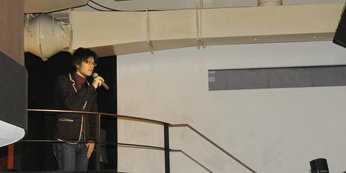 CEREVO inc CEO :Mr. Takuma Iwasa.