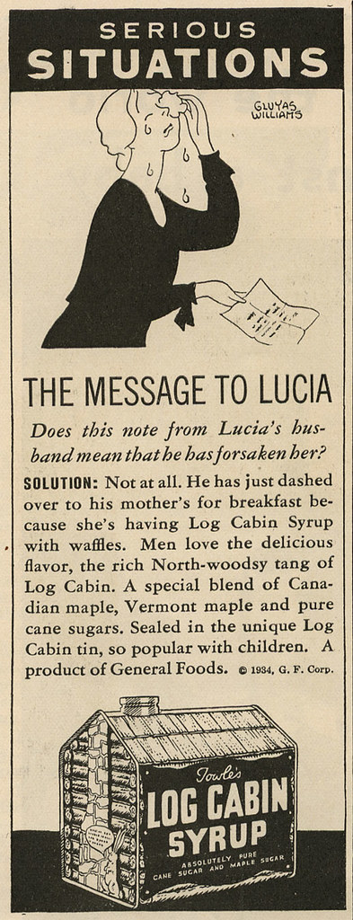 Log Cabin ad_May 1934_tatteredandlost