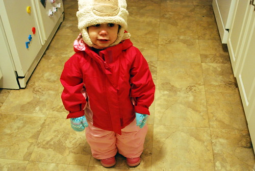 One Eskimo Ready to Go