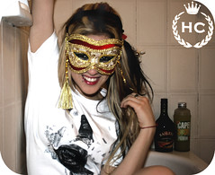 x Hell City x (la7uky) Tags: city party tattoo fiesta hell piercing mascara remera hellcity