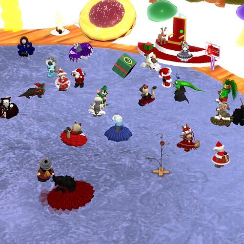 Sekrit Santa Party