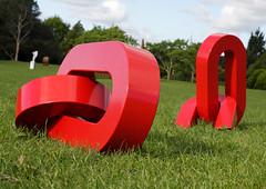 Eye for Sculpture 2008 (russellstreet) Tags: newzealand sculpture auckland nzl aucklandbotanicalgardens eyeforsculpture2008