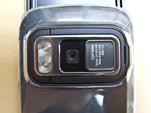 A Better N86 Lens Housing
