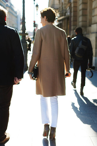 Camel Coat - Sarty