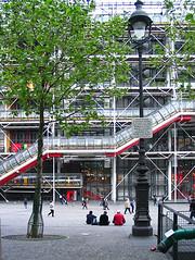 Centre Georges Pompidou 20030425-2 030
