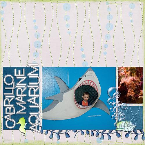 Cabrillo Aquarium L
