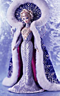 fantasy goddess of the arctic