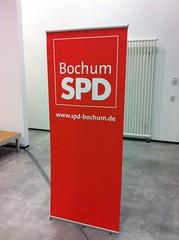 Wahlparteitag der SPD Bochum