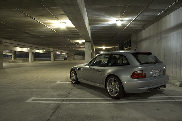 1999 M Coupe | Arctic Silver | Gray/Black