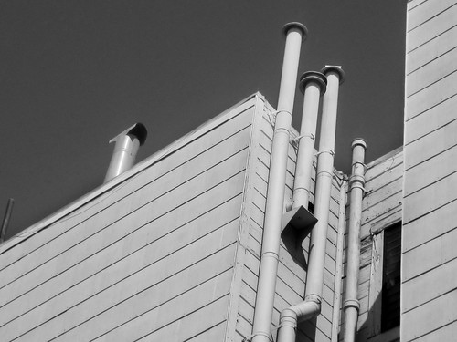 Abstract View: Building Shapes